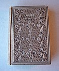 ANTIQUE  SARTOR RESARTUS THOMAS CARLYLE NOUVEAU COVER