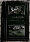 ANTIQUE REBECCA OF SUNNYBROOK FARM  1903