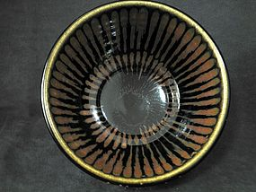 Song Dynasty - Henan Splashed Bowl
