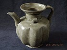 SONG DYNASTY - SMALL GREEN GLAZED EWER