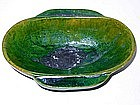 Han Dynasty - Well Preserved Funerary Ear Cup