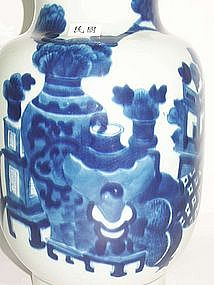Early Republic - Blue and White Vase