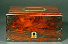 Chinese Rosewood Box