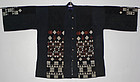 Chinese Yi Ethnic Minority Embroidered Jacket Yunnan