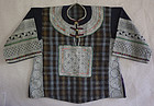 Chinese Yi Ethnic Minority Small  Childs top