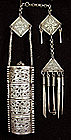 Antique Chinese Ethnic Minority Miao Silver ornament