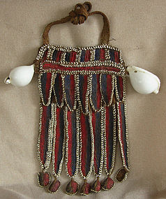 Mans ceremonial pectorial Papua New Guinea