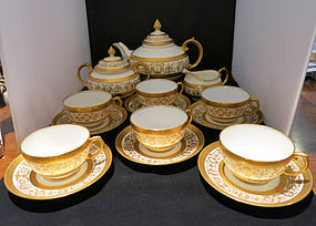 Coalport Tea Set Made For Tiffany
