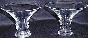 Steuben Bouquet Vase
