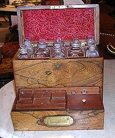 19th Century Doctor's Medicine Chest