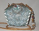 MAYA ICE BLUE PURSE