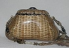 PATTERNED PURSE BY MAYA