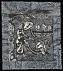 Limited Edition Sadao Watanabe Biblical Print