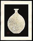 Haku Maki Print of a Tokuri