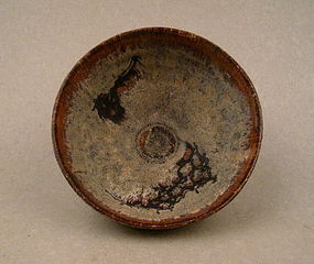 A Rare Jizhou Tea Bowl