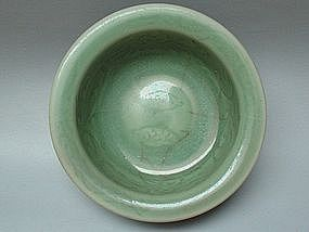 A Beautiful Ming 15th Century Longquan Bowl