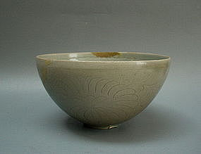A Rare Example of Koryo Celadon Bowl