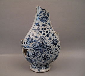 An Example Of  Yuan Dynasty B/W Ewer Shard