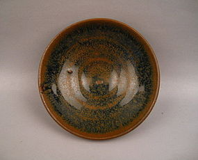 A Jian Ware Tea Bowl