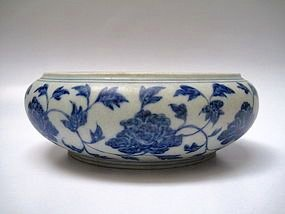 Ming Dynasty Yongle Washer