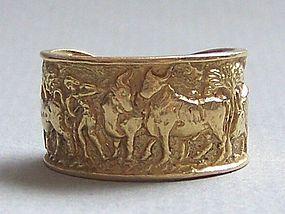 LaLaounis 18K Gold Ring
