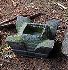 Stone Water Basin Mizubachi Chouzubachi Edo 17 c.