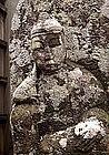 Stone Nyoirin Kannon Bosatsu bodhisattva Jizo Edo 18 c.