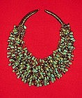 Susan Green,  Turquoise Necklace