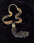 Susan Green, Antique Bugle Bead, Necklace
