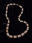 Pam Barry, Antique White Coral, Necklace