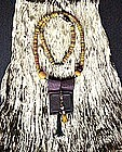 Pam Barry Antique Tuareg Amulet Necklace