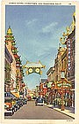 China Town, San Francisco, Postcard