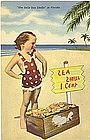 """She Sells Sea Shells"" in Florida 1946"