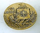 Rare CIA Commemorative Medal of Merit
