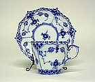A Royal Copenhagen Full Lace Demitasse 