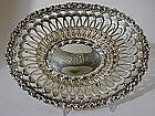 An American Sterling Basket