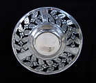 A Jugendstil silver plated pewter bowl, Kayser, Germany