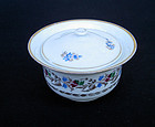 Russian Gardner lidded bowl
