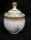 Chinese Export pot de creme or syllabub cup