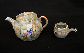 Banko marbleware teapot