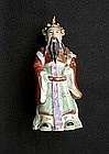Chinese figurine of Prosperity