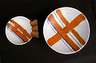 German Art Déco dishes by Carstens Uffrecht