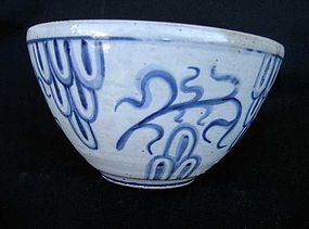 Déco bowl by L. Hjorth, Denmark