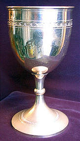 European Silver Chalice