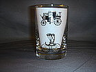 Old Coach  Juice Glass 7oz.  short