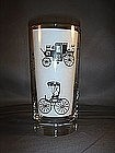 Old Coach Tall Beverage Glass 13oz.