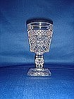 "Imperial Cape Cod  3 oz Cocktail  4 1/2"" stem crystal"