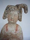 Tang Dynasty Fat Lady