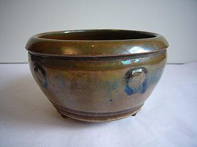 Ming Dynasty Cizhou Censer
