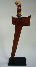 Indonesian Keris Sumbawa from Sulawesi